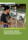 PIN (2018) Example of PIN's Barrier Analysis Report (agriculture, Cambodia) - overview