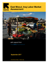 IRC (2017) Example of a labour market assessment in humanitarian context (MENA) - overview