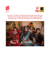 WRC (2018) Toolkit for Optimizing Cash-based Interventions for Protection from Gender-based Violence - overview
