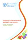 FAO (2015) Designing nutrition-sensitive agriculture investments: Checklist and guidance  - overview