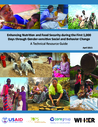 CORE Group (2015) Guide: Enhancing Nutrition through Gender Sensitive Behavior Change - overview