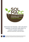SOLMACC (2018) STRATEGIES FOR ORGANIC AND LOW-INPUT FARMING TO MITIGATE AND ADAPT TO CLIMATE CHANGE - overview