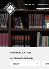 PIN - Publications and Communication Materials - overview