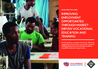PIN (2018) Guide: Improving Employment Through Market Driven Vocational Education And Training  - overview