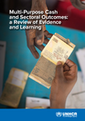 UNHCR (2018) Multi-Purpose Cash and Sectoral Outcomes: Review of Evidence and Learning - overview