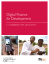USAID (2014) Digital Finance for Development: Handbook for USAID Staff - overview