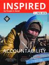 PIN (2018) INSPIRED: Accountability (Issue 3) - overview