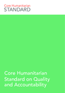 CHS Alliance (2014) Core Humanitarian Standard on Quality and Accountability - overview
