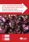 CaLP (2018) CTP in the Education and Child Protection: Literature Review & Evidence Maps - overview