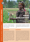 PIN (2014) Final evaluation of agricultural extension services in SNNPR Ethiopia - overview