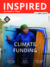 PIN (2019) INSPIRED: Climate change and climate funds (issue 5) - overview