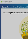 Donor Tracker (2020) Climate finance and the role of ODA - overview
