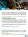 ACF (2020) Family MUAC: Supporting entire communities to screen for acute malnutrition  - overview